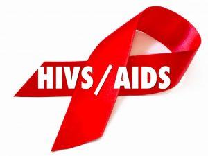 simbolo rappresentativo contagio AIDS
