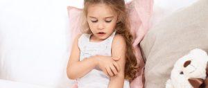 dermatite atopica bambini foto